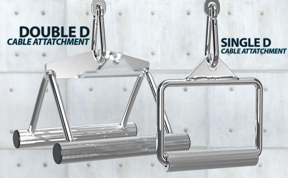 Synergee Double D Handle