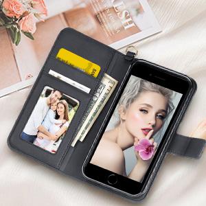 iphone se 2020/7/8 wallet case