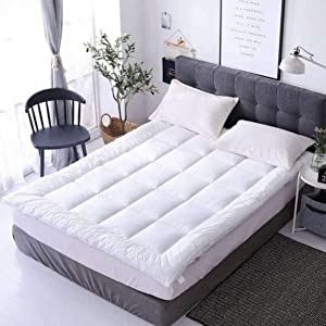 AMZ Microfiber Mattress Padding/Topper for Home