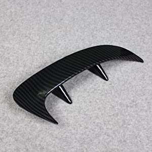 RQING for Mercedes-Benz New A-Class A220 A 220 2019 2020 Rear Side Fender Vent Air Outlet Bezel Cove