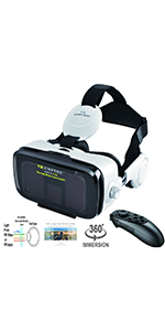 VR Headset FOV 120 DEGREE (WR)