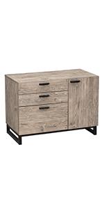 Modern Sideboard buffet storage cabinet console for kitchen livingroom