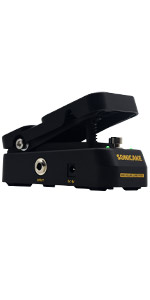 Volume & Wah Expression Pedal