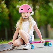 skaterhelm kinder