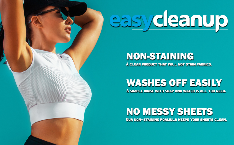 Easy Cleanup Non staining no mess Sheets Bed Lube Lubricant Sex couples Gay