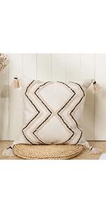 rectangular burlap support pillowcase dorm standard 18 x fabric kid extra indian striped table