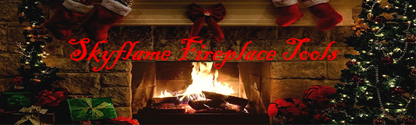Fireplace wood logs