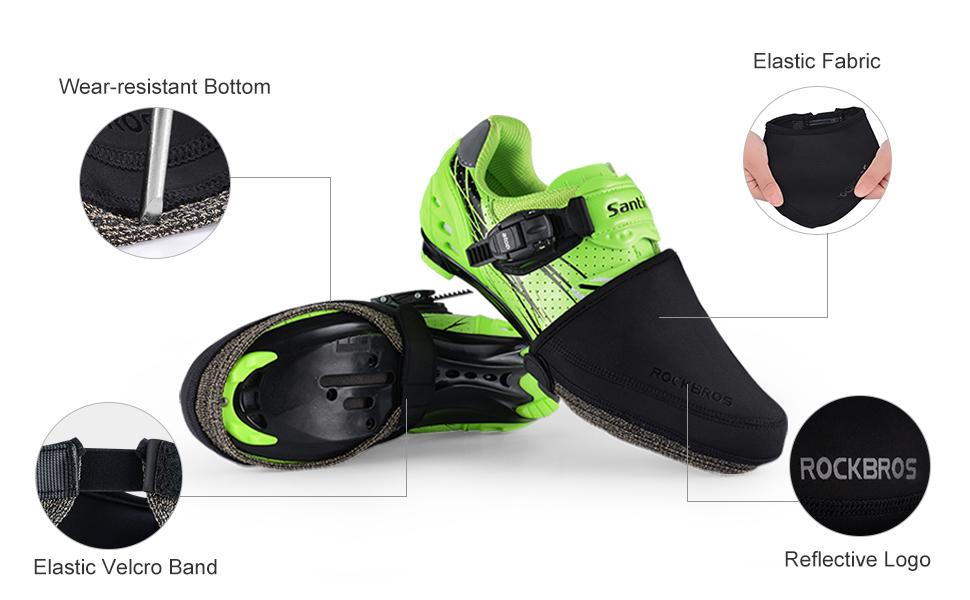 ROCKBROS Cycling Shoe Covers Bike Toe