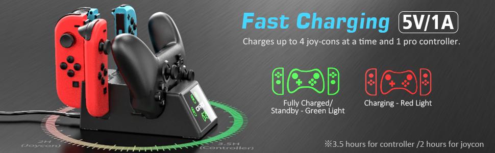 joycon charger