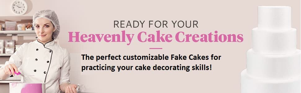 Fake Cake Skills