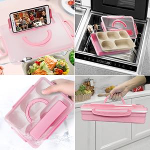 Kids Adults Bento Lunch Box