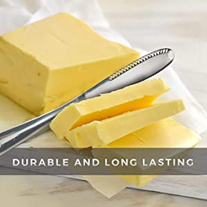 durable butter spreading knife