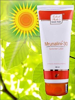 Sunscreen for dry skin