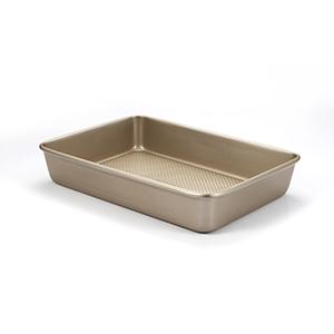 cake pan deep oblong size