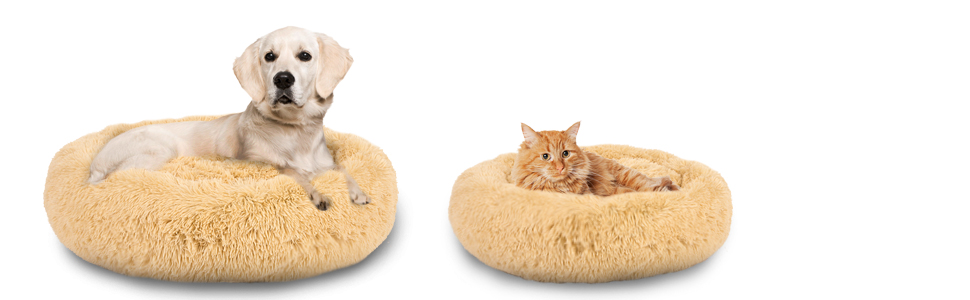 dogs cats cave bed