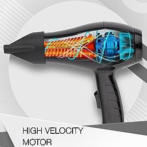 High Velocity Motor