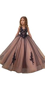 kids pageant dress
