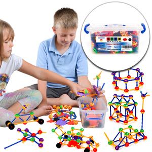 STEM master educational toys storage box