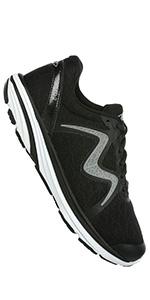 mbt running sneakers, running sneakers, rocker bottom running shoes, mbt rocker sole shoes, running