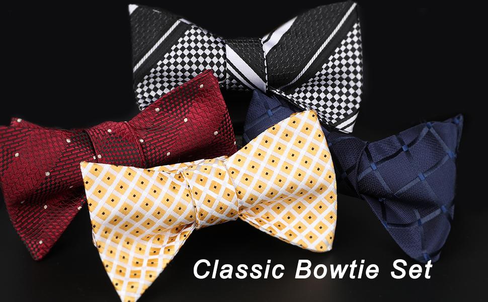 Classic Bowtie Set