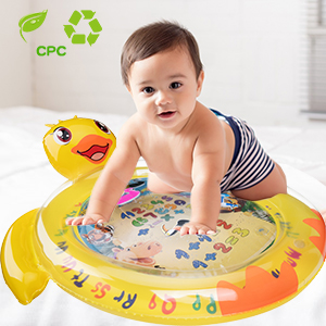 Tummy water mat for babies