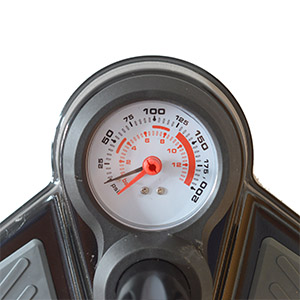 Alta presión PSI Capacidad 200 PSI / 13.8 Bar Presión máxima