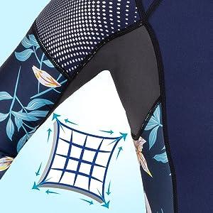 seavenger wetsuit super stretch panels 3mm