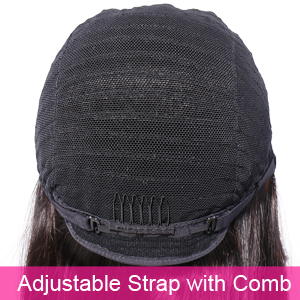 Adjustable Strap with Comb