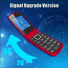 signal upgrade