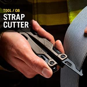 Leatherman OHT, Leatherman Multitool, Multipurpose Tool, Strap Cutter, OHT Multitool