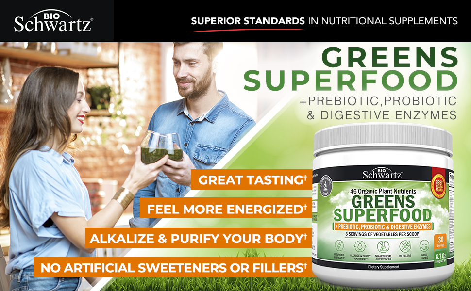 Greens Superfood EBC
