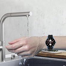 IP68 waterproof outdoor watch
