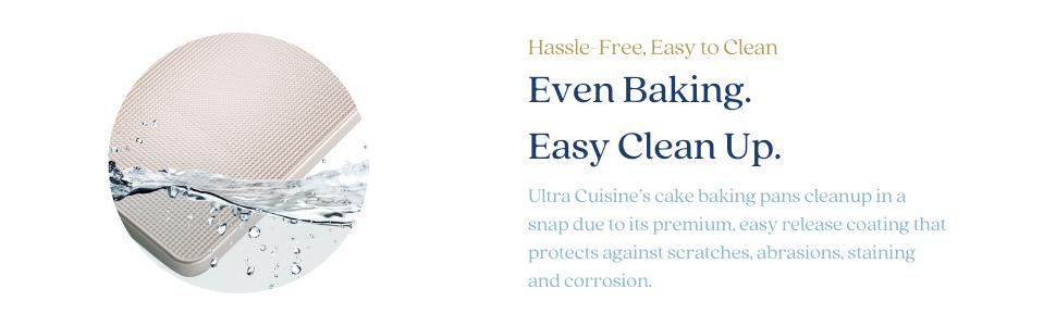 quarter nonstick baking cake pan