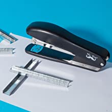 Mr. Pen regular staples is perfect for staple refills at offices, schools, home, etc