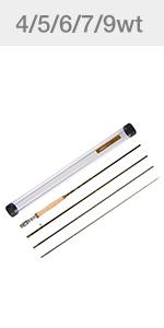 Fishing Fly Rod