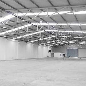 shop lights bypass ballast Clear cover 4 foot