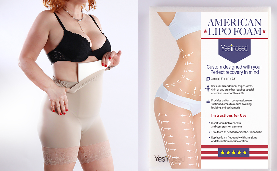 liposuction underwear pillow tuck ab corset back fajas stomach recovery shaper surgical sheets