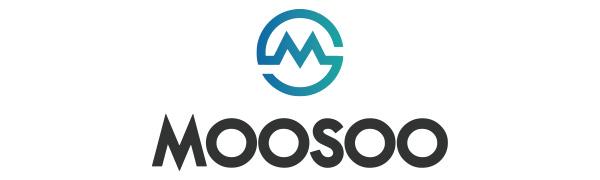 MOOSOO air fryer oven logo