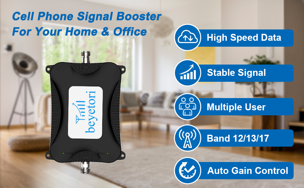 band 12 signal booster