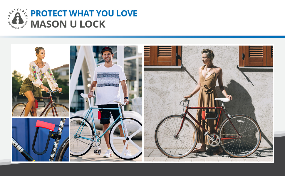 bike locks heavy duty anti theft,bicycle lock,bike u lock,bike lock with key,ulock bike lock, u lock