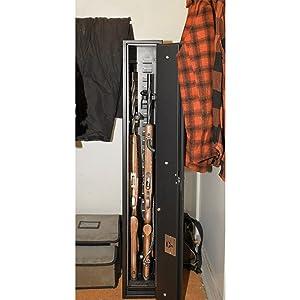 heavy duty organization storage gun safe organizer molle pistol holster door organizer gun safe