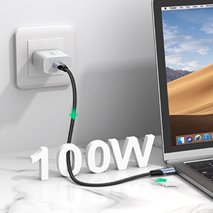 charge rapide 100w