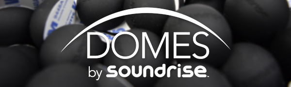 isolation dampeners domes soundrise rubber feet