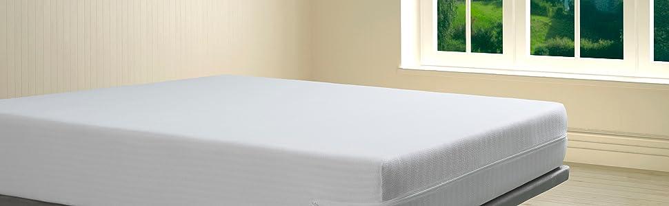 SAVEL - Funda de Colchón elástica y Transpirable | 135 x 190/200cm ...