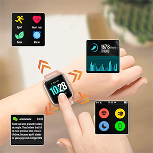 smart watch for iphone