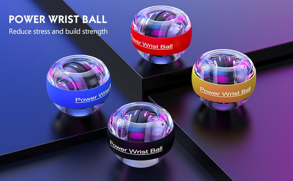 power wrist ball