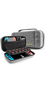 Travel Case for Switch
