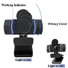 LED WORKING INDICATOR