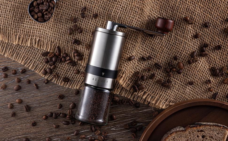 little coffee grinder