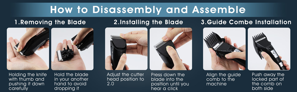 hair cutting tools for men